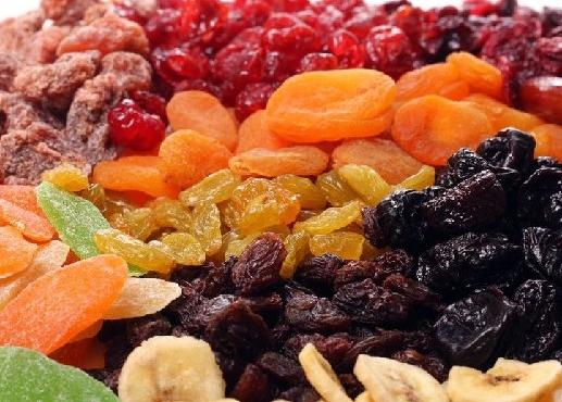 Сухофрукты — вкусно, здорово и сытно