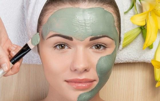 Маска для лица с глиной и маслами — увлажняет и очищает
